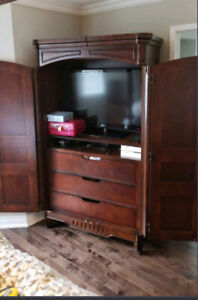 Armoire or tv cabinet