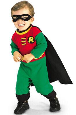 Baby Robin Costume (Teen Titans Robin Infant/Toddler)