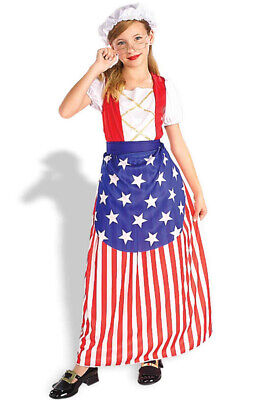 Betsy Ross Children (Patriotic Betsy Ross Child)