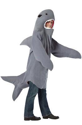 Make Fish Costume (Brand New Shark Attack Big Fish Adult)