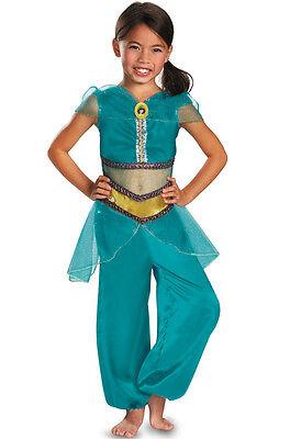 Disney's Aladdin - Jasmine Child - Childs Jasmin Kostüm