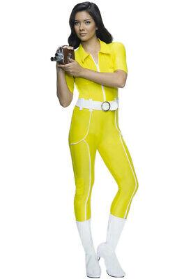 Brand New Teenage Mutant Ninja Turtles April O'Neil Jumpsuit Adult Costume](Womens Ninja Turtles Costume)