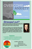 Overcome Anxiety Workshop