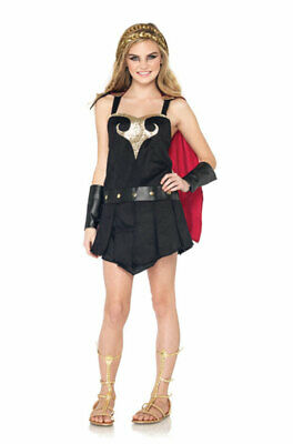 Brand New Warrior Princess Dress Up Outfit Teen Halloween - Teenage Girl Halloween Outfits