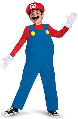 Super Mario Mario Deluxe Child Costume](Baby Mario Costumes)