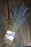 Lavender bouquets for weddings