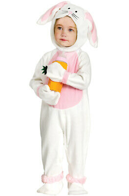 Brand New Happy Bunny Infant/Toddler Halloween Costume](Toddler Bunny Costume)