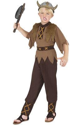 Brand New Viking Boy Warrior Child - Viking Boy Kostüme