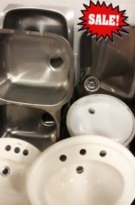 Kitchen / Bathroom Sink, Faucet, Shower Panel CLEARANCE SALE!