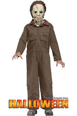 Rob Zombie : Halloween - Child Michael Myers Costume & Mask