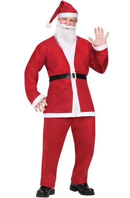 Santa Pub Crawl Costumes (Brand New Pub Crawl Santa Suit Adult Halloween)