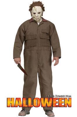 Halloween Series Rob Zombie (Serial Killer Rob Zombie's Michael Myers Plus Size)