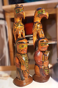 Early 1909's totems