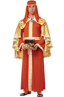 Holy Bible Christmas Nativity Gaspar of India Three Wise Men Adult Costume