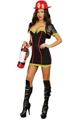 Halloween Costume Firing (Fire Firefighter Drill Adult Halloween)