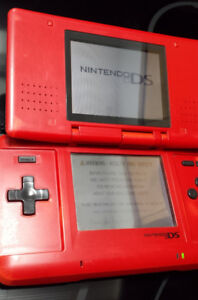 Original Nintendo DS + Charger > Plays GBA (Advance) + DS Games!