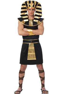 Brand New Authentic Looking Classic Egyptian Pharaoh Adult Costume