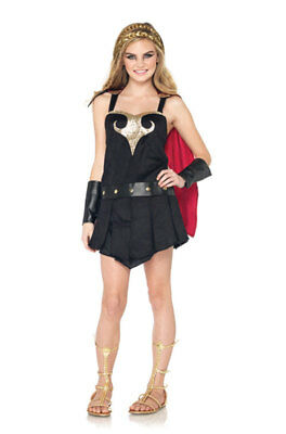Teen Halloween Outfits (Warrior Princess Dress Up Outfit Teen Halloween)