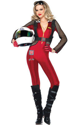 Pitstop Penny Speed Racer Jumpsuit Nascar Adult Costume Jumpsuits Nascar