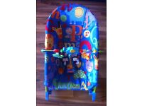 Baby rocky vibration chair
