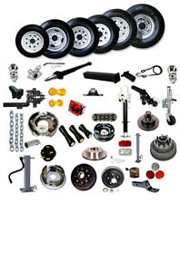DISCOUNTED TRAILER PARTS FOR ALL MAKES AND MODELS