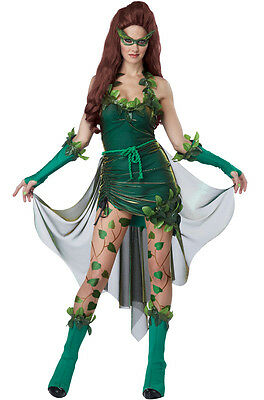 Lethal Beauty Poison Ivy Adult Costume ()