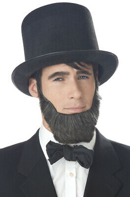 Honest Abe Abraham Lincoln President Adult Costume Beard