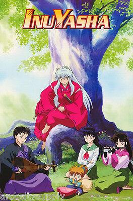 Poster : Anime Manga: Inuyasha - By Tree - Free Shipping 3402 Rc31 K