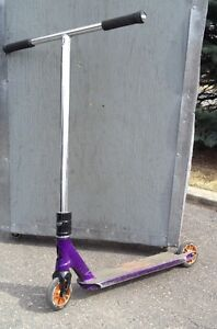 CUSTOM Scooter - PRICE REDUCED