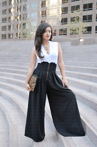 IN SEARCH OF wide leg pants or jumpsuit