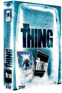 The Thing - Coffret intégrale