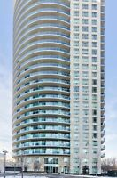 2/2 Bed/Bath fully upgraded hi-rise condo in Mississauga Square1