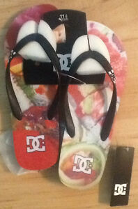DC Shoe Co. Men's Flip Flop Sandals, Size 11