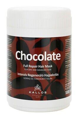 chocolate kallos full repair hair mask