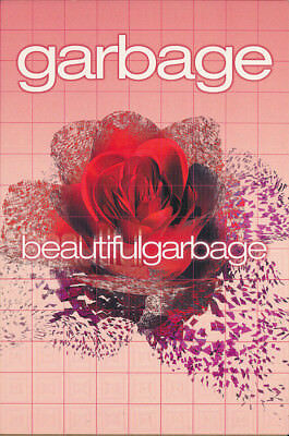Garbage Beautiful Garbage RARE promo postcard '01