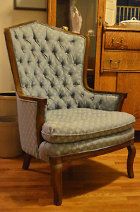 Lovely Antique Chair-Very Comfortable