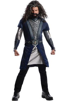 Brand New The Hobbit Deluxe Thorin Adult Halloween - Thorin Hobbit Kostüm