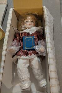 Brigitte Ashton Drake porcelain doll