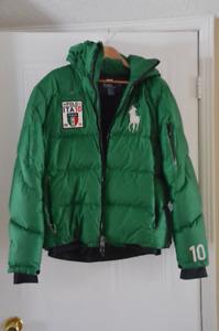 Down Polo ralph lauren Puffa Jacket in Green for Men Italia L