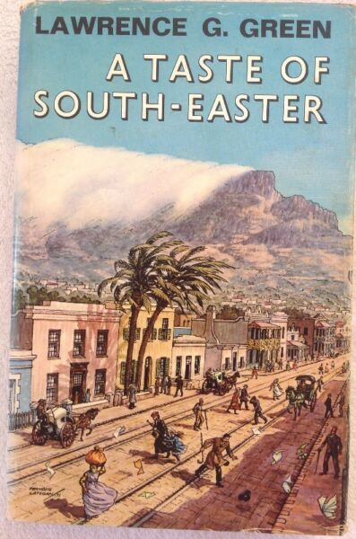 Africana - A Taste of South-Easter - Lawrence Green