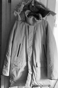 Men's Goose Filled Parka XL
