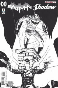 Batman / The Shadow (6 issue Series Complete) $40