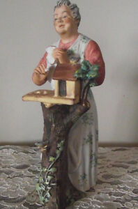 "ROYAL DOULTON FIGURINE "" GOOD MORNING hn 2671 """