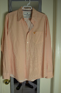 American Eagle - Men's Large - Vintage Fit Dress Shirt