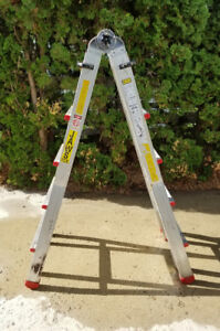 Jaws Telescopic Ladder for Sale
