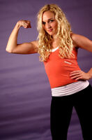 Strong, athletic females for paid fitness shoots in Windsor