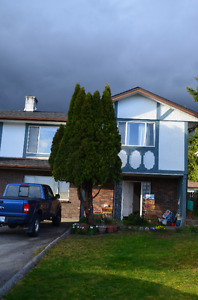 1/2 Duplex beautiful area of North Burnaby