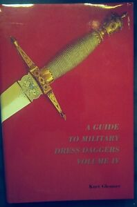 4 volume : A Guide To Military Dress Daggers Volumes I - Iv London Ontario image 4