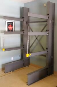 Cantilever Racking In Stock Now - Structural Steel Racks