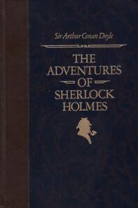 Sir Arthur Conan Doyle's 'The Adventures of Sherlock Holmes'